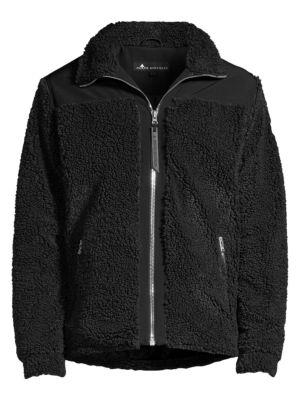 Barrows Zip-Up Jacket