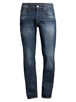 Blake Slim-Fit Straight Jeans