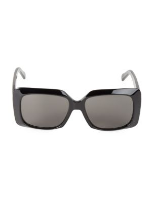 60MM Square Sunglasses