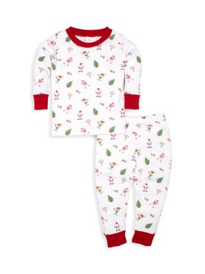 Baby's Two-Piece Holidaze Print Pajama Set