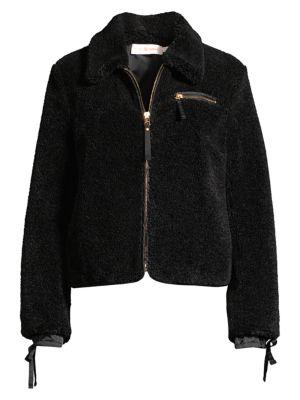 Faux Sherpa Jacket