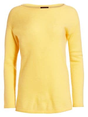 Collection Cashmere Rolled Neck Tunic