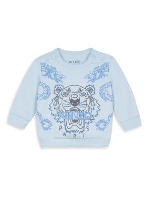 Baby's & Little Boy's Tiger & Dragons Sweatshirt