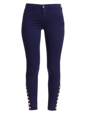Piper High-Rise Skinny Pants