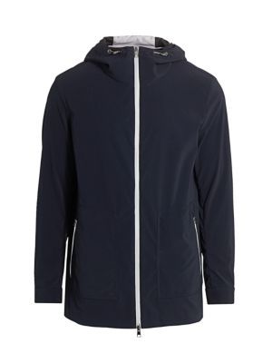 COLLECTION Hooded Tech Jacket