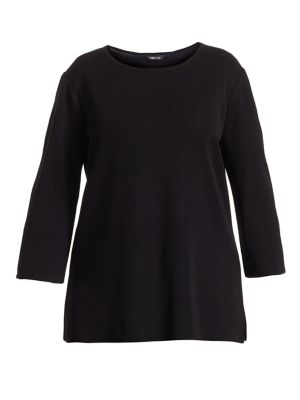 Jewelneck T-Shirt