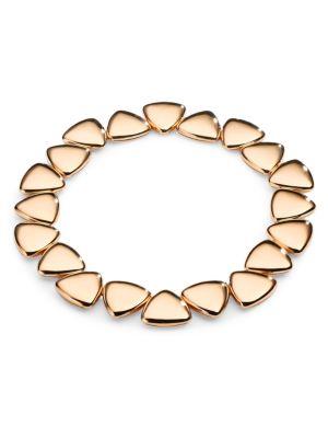 Freccia 18K Rose Gold Necklace
