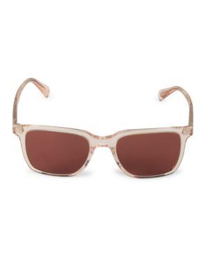 Lachman Sun Sun 50MM Wayfarer Sunglasses