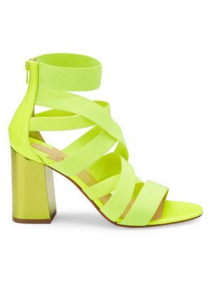 Gladiapop Strappy Block-Heel Sandals