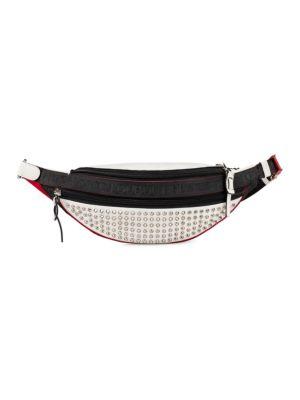 Parisnyc Spiked Belt Bag
