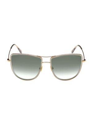 Tina 59MM Square Sunglasses