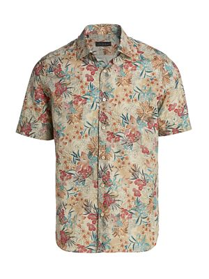 COLLECTION Botanical Weave Shirt