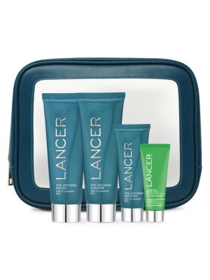 Oily & Congested Skin 4-Piece Set
