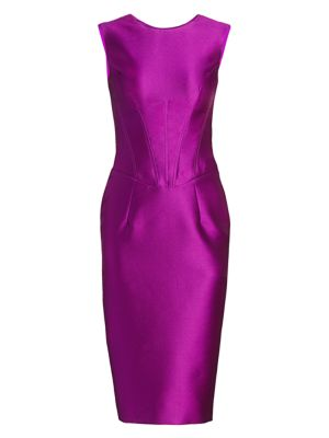 Corset Sheath Dress