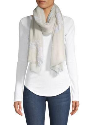 Evening Wool & Silk Lace Wrap
