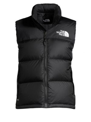 1996 Retro Nuptse Relax-Fit Nylon Down Puffer Vest