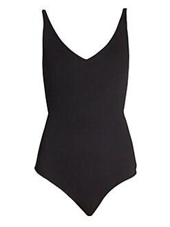 아크네 스튜디오 바디수트 Acne Studios Peached Sleeveless Bodysuit