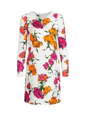 Dleah Marigold Shift Dress