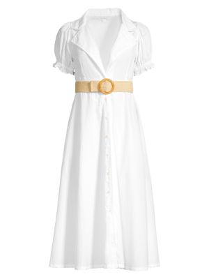 Bella Midi Shirt Dress