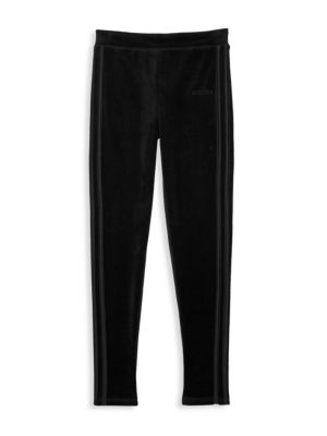 Girl's Velour Jogging Pants