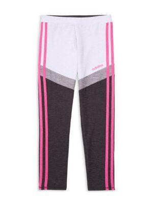 Girl's Climalite® Colorblock Sweatpants