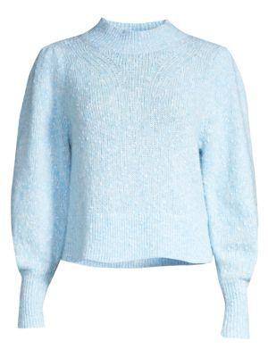 Optic Tweed Sweater