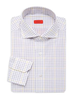 Tattersall Dress Shirt