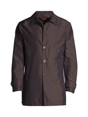 Tech Silk Raincoat
