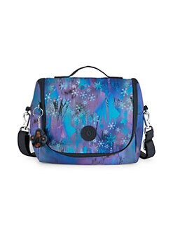디즈니 겨울왕국2 키플링 런치백 Kipling Disneys Frozen 2 Mystical Adventure Lunch Bag,Mystical Adventure