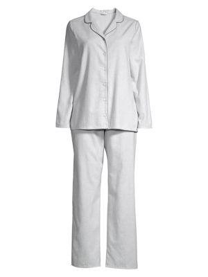 Edda Flannel Pajama Set