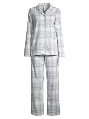 Edda 2-Piece Flannel Pajama Set