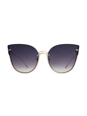 Daydream 62MM Cat Eye Sunglasses