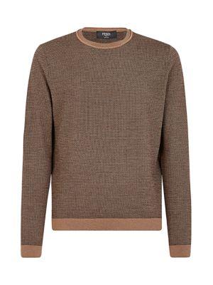 Fleece Wool FF Sweater