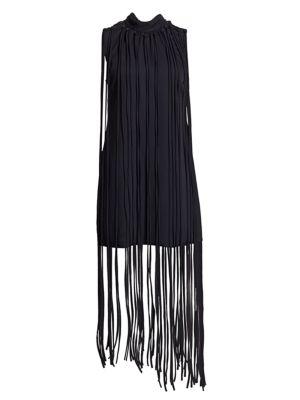 Fever Fringe Mini Dress