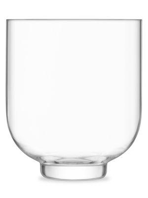 Bar Glass Ice Bucket
