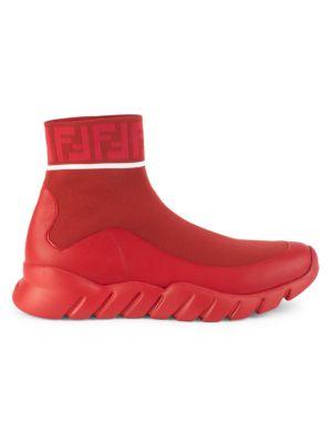 Logo Sock Runners