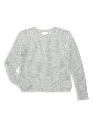 Little Girl's & Girl's Knit Sweater