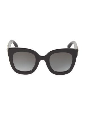 49MM Square Sunglasses