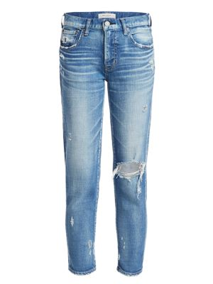 Helendale Mid-Rise Skinny Jeans