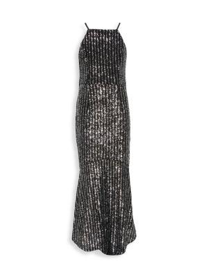 Girl's Sara Sequin Dress
