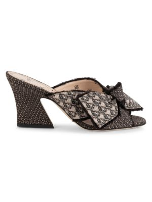 Ffreedom Bow-Tie Mules