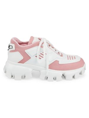 Lug-Sole Sneakers