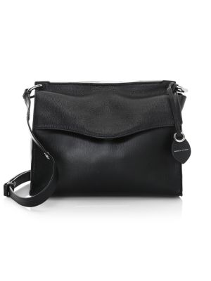 Dani Leather Shoulder Bag