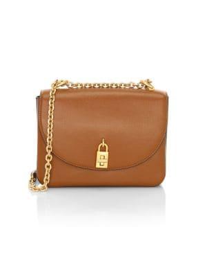 Love Too Leather Shoulder Bag