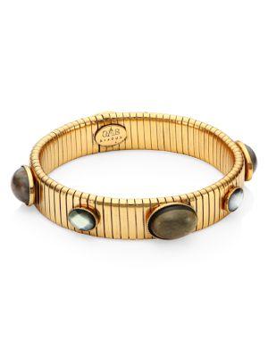 Strada Onyx Bracelet