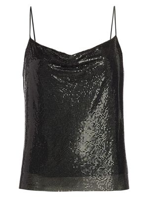 Harmon Chainmail Drapey Camisole