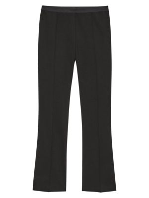 Houston Cropped Pull-On Pants