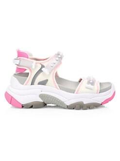 아쉬 청키 스포츠 샌들 ASH Adapt Chunky Sport Sandals,White