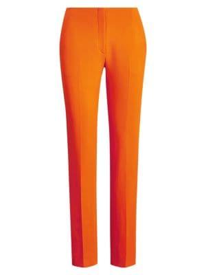 Simone Stretch-Wool Pants