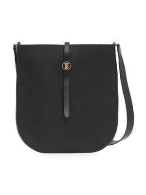 Anne Leather Saddle Bag